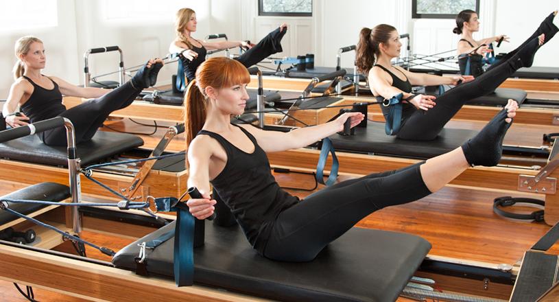 pilates machine classes