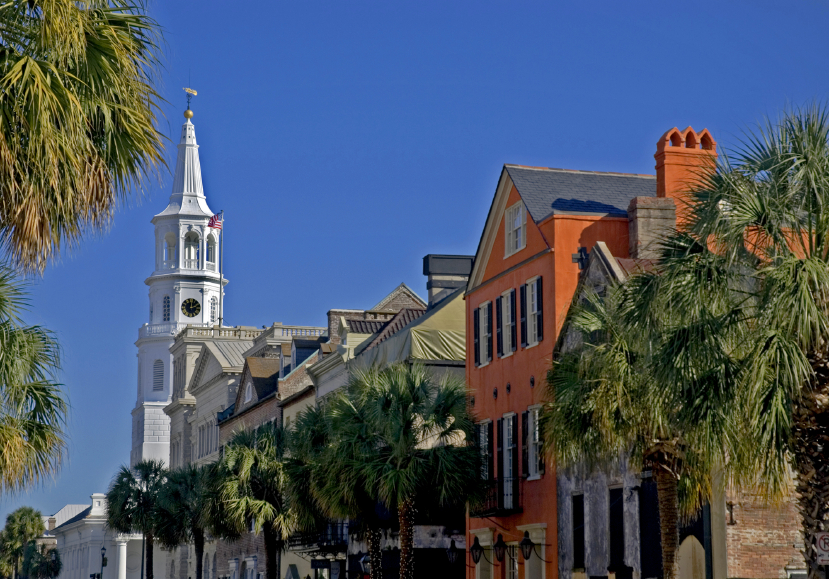 cities charleston