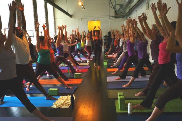 Gorecess Studio Spotlight Sacred Thread Yoga Atlanta Fitreserve