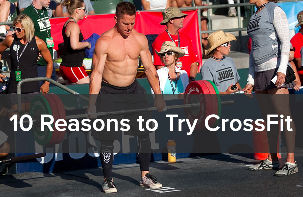 Crossfit Details  - Magazine cover