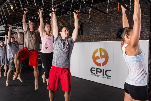 Epic Hybrid Training 54th Street For Strength Amp Fitreserve